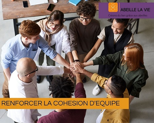 Les ateliers de cohésion d'équipe